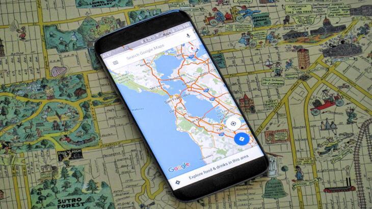 Come prevedere il traffico su Google Maps 1
