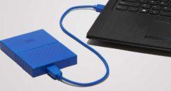 Come ripartire un hard disk esterno