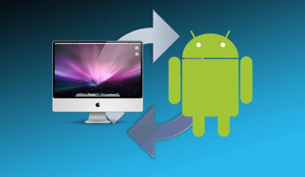 Come trasferire file e foto da Mac a Android