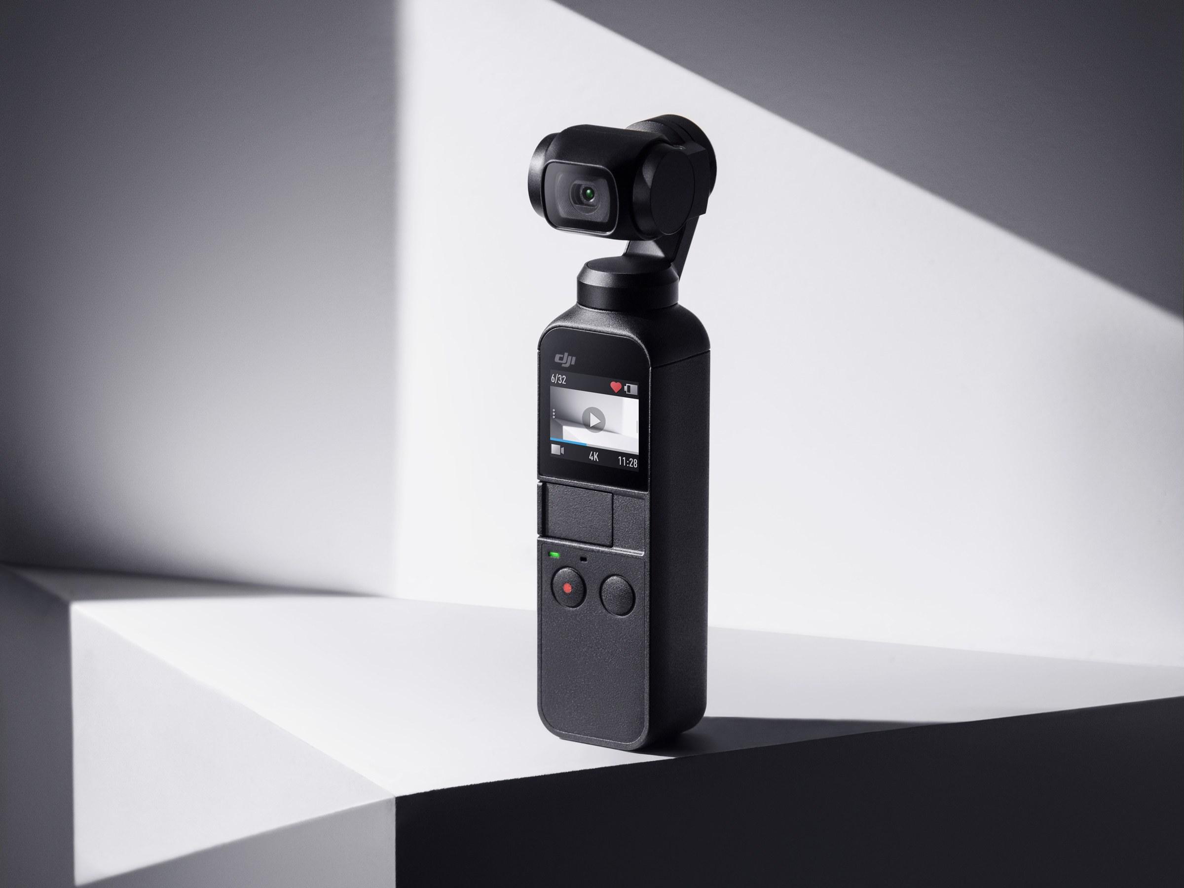 DJI OSMO Pocket i migliori accessori