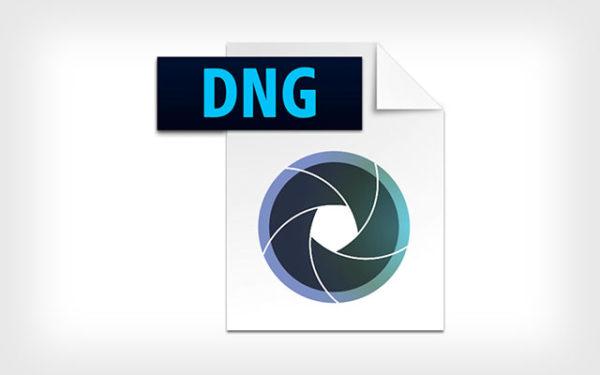 Formato foto DNG - cos'è e quando usarlo