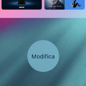 widget iOS secondo metodo 1