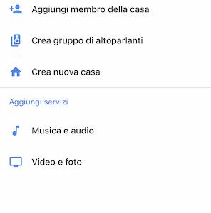 Google Home set 3
