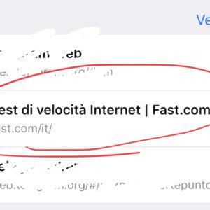 scorciatoia fast di Siri