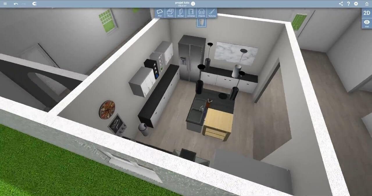 Migliori app per arredare e progettare casa o interni 1