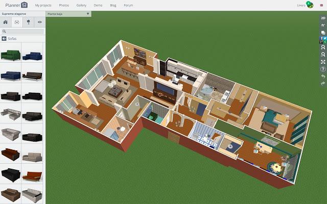 Migliori app per arredare e progettare casa o interni for Arredare casa software