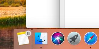 Handoff su Mac