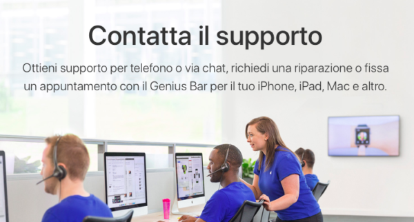 supporto MacBook Pro