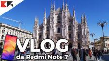 Xiaomi Redmi Note 7 vlog
