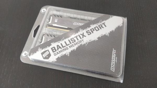 ballistix sport lt confezione