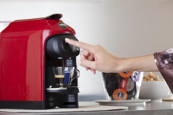 macchina del caffè Lavazza