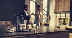 macchina del caffé Saeco