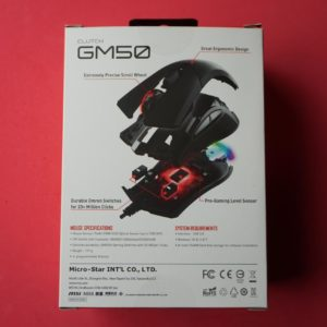 MSI Clutch GM50