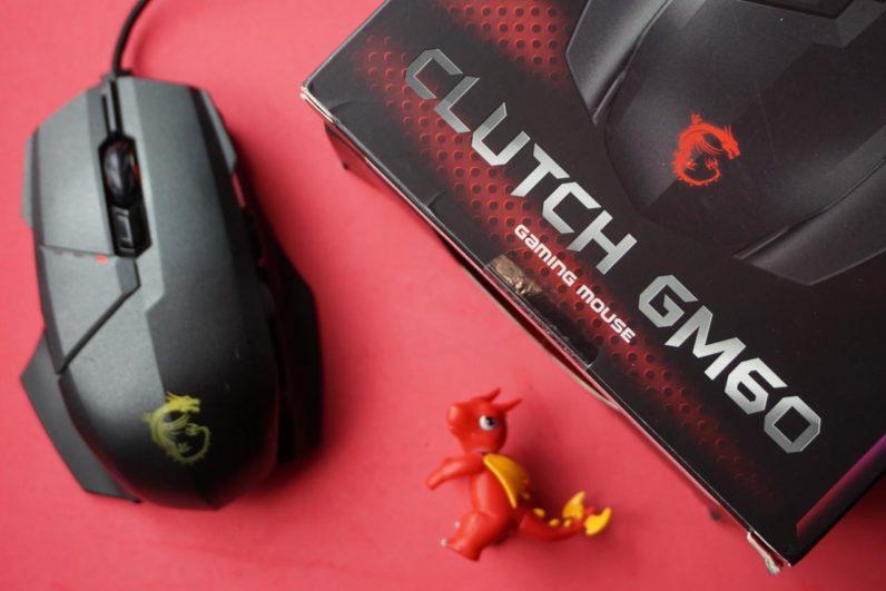 MSI Clutch GM60