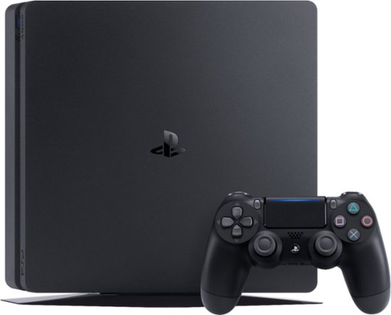 ps4 pro vs ps4 slim