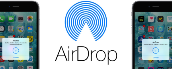 Come usare AirDrop su iPhone o iPad
