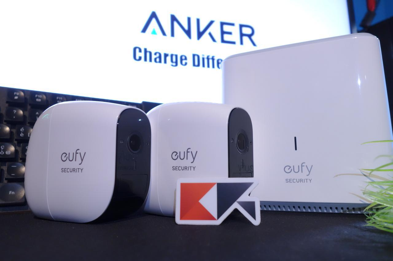 Anker Eufy Security 12