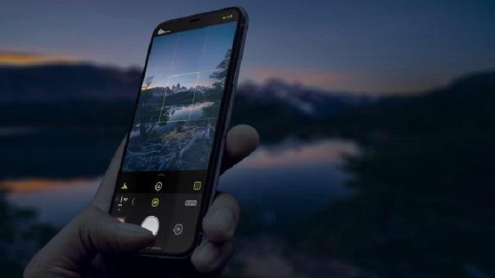 App per scattare foto RAW con iPhone 1