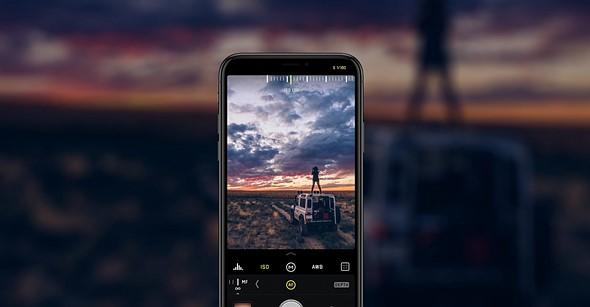 App per scattare foto RAW con iPhone