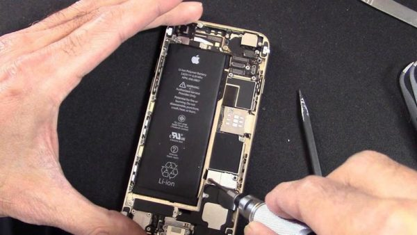 Come controllare stato batteria iPhone