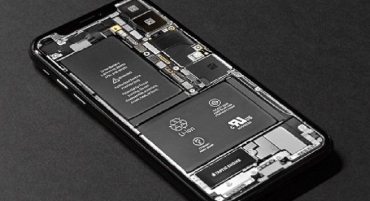 Come controllare stato batteria iPhone 2