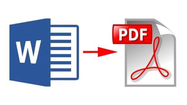 Come creare PDF da Word