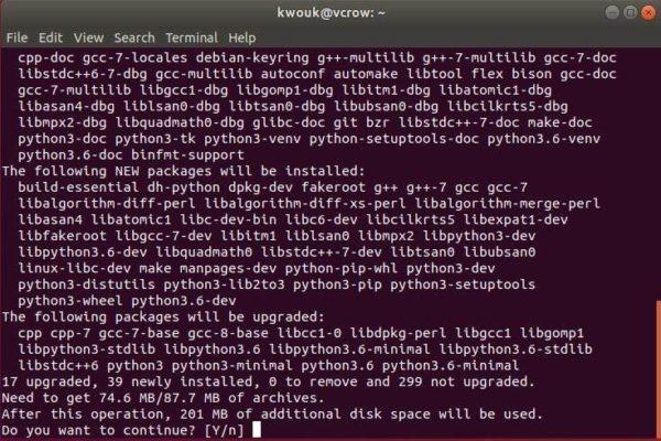 Come installare PIP su Ubuntu