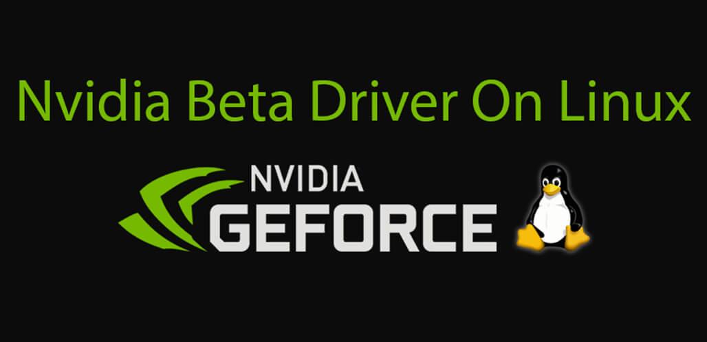 Come installare driver NVIDIA beta su Linux 1
