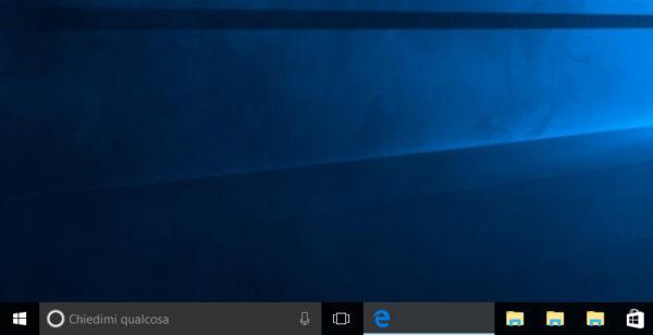 Come mostrare/nascondere la barra delle applicazioni su più schermi in Windows 10