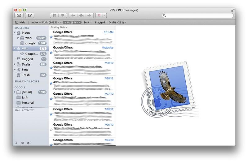 Come programmare invio e mail su Mail 2