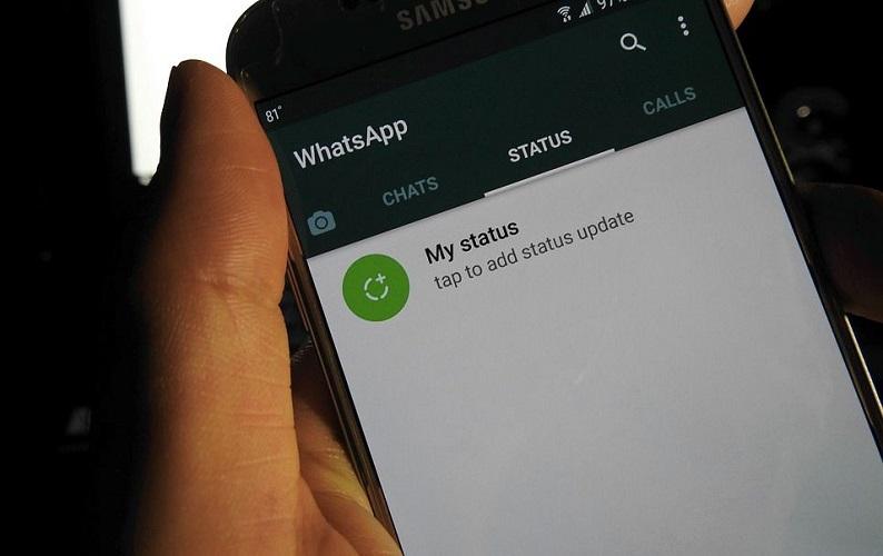 Come scaricare foto o video dagli stati WhatsApp 1