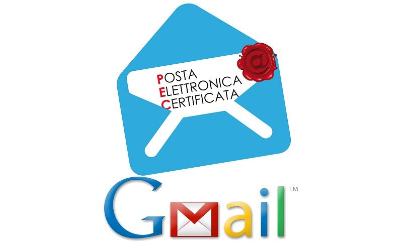 Come usare PEC su Gmail 1