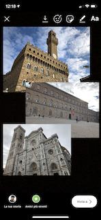 collage storia instagram