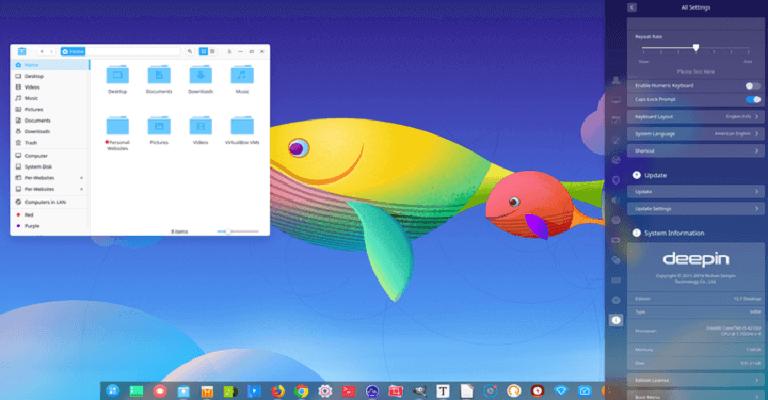 Le migliori distribuzioni Linux per chi usa Mac 1