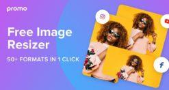 Promo Image Resizer: ridimensionare immagini per i social