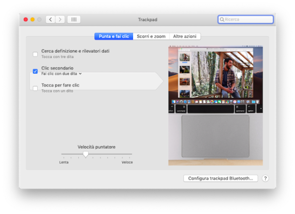 gestures trackpad macbook 1