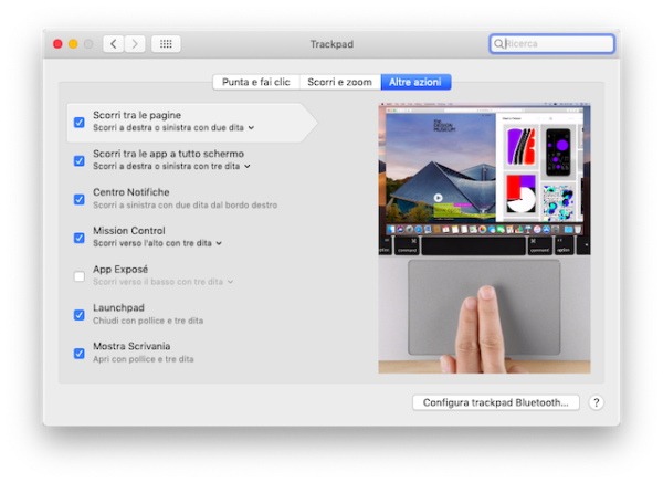 gestures trackpad macbook 3