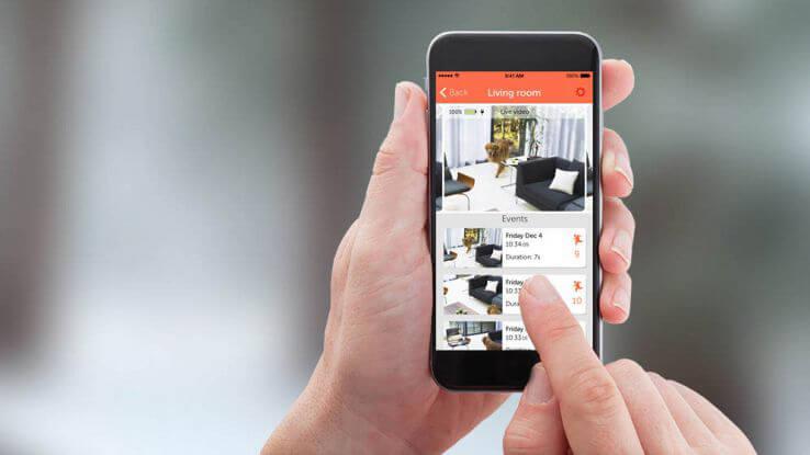 Usare un vecchio smartphone Android come telecamera di sorveglianza 1