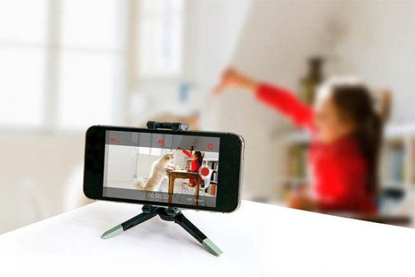 Usare un vecchio smartphone Android come telecamera di sorveglianza