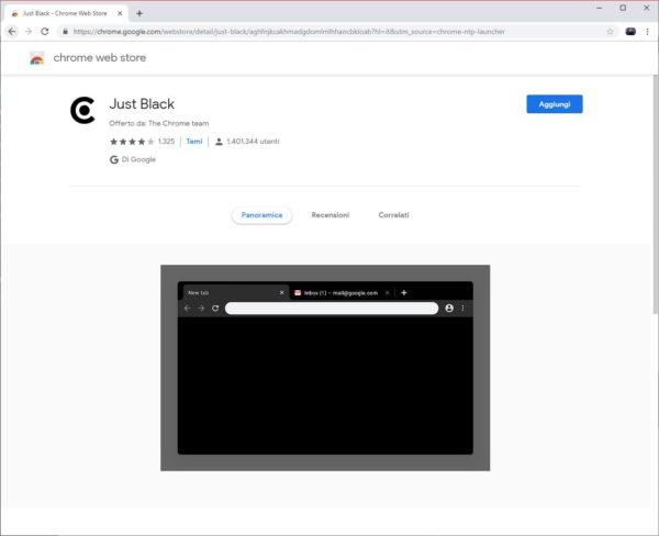 dark mode Chrome 4