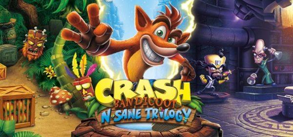 giochi platform pc crash bandicoot
