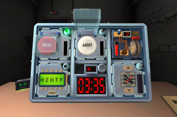 keep talking and nobody explodes ps4