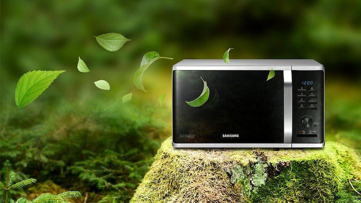 microonde Samsung copertina