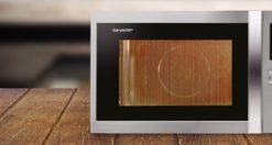 microonde Sharp - copertina