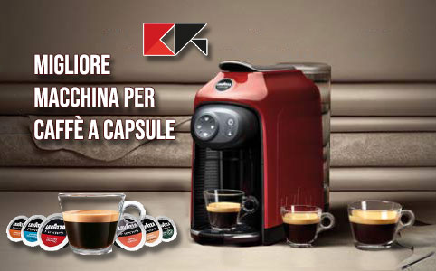 miglior macchina caffè a capsule