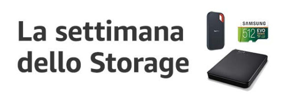 settimana dello storage