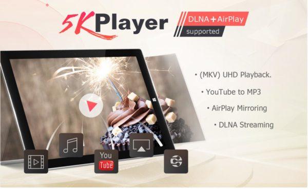 5KPlayer lettore