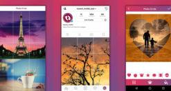 App Instagram per dividere foto e creare mosaico