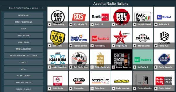 Ascoltare radio online: i migliori servizi