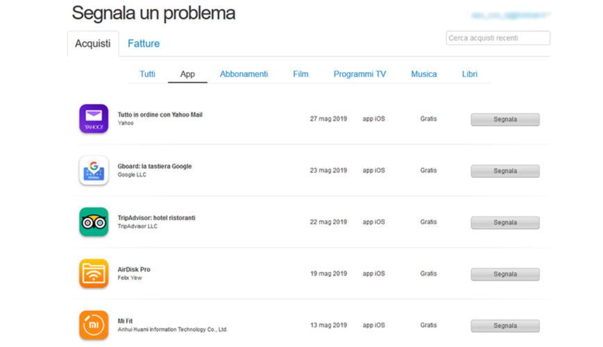 Come chiedere un rimborso su App Store 1